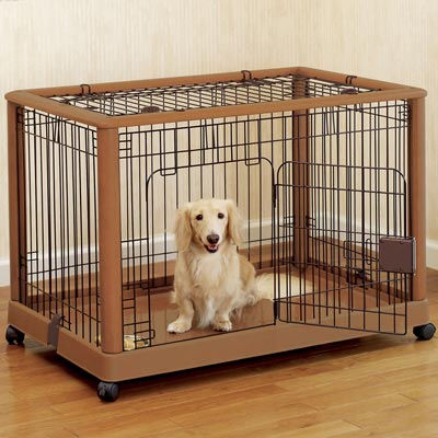 the ultimate goal of crate training should be to provide your dog with a safe cozy and content environment that they can go to throughout the day and to